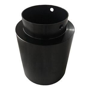 Metal barrel post driver accessories